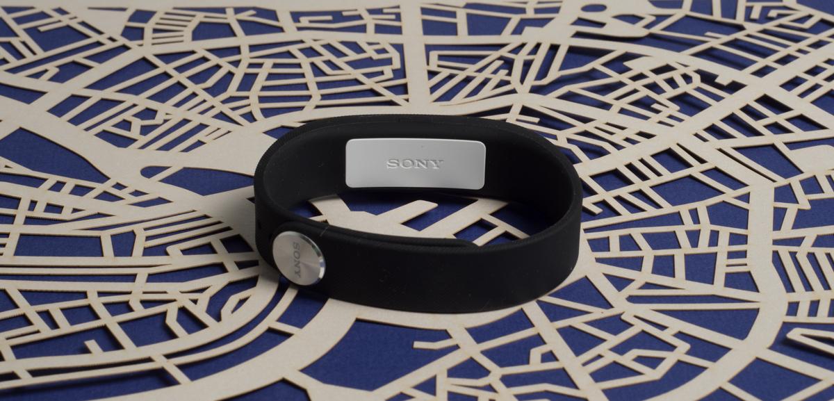 Впечатления от Sony SmartBand